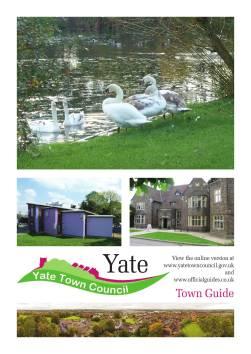 Yate | Local Authority Publishing